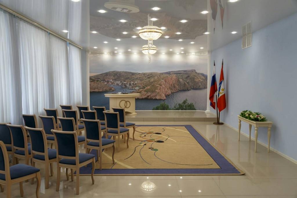 Всероссийский реестр ЗАГС заработает в Севастополе к 2021 году